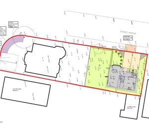 Approved: new house in a backland location at Oakdale, Poole