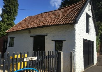 Approved: conversion of disused outbuilding in Verwood, Dorset