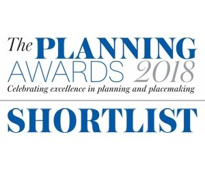Pure Town Planning receive nomination for another industry award