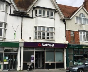Approved: consents to convert former bank into a dental surgery and two flats in Poole
