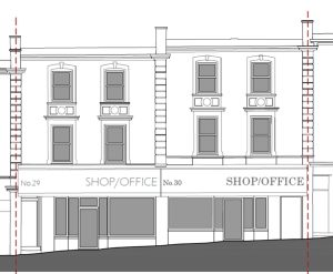Approved: conversion of nightclub into two shops in Bournemouth town centre