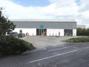 Approved: conversion of B8 storage building to an A1 convenience store (Co-op) in Camelford, Cornwall