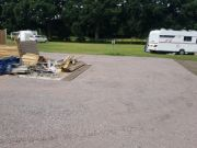 Approved: lawful use certificate for 5 caravan site near Ferndown