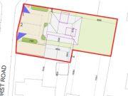 Approved: plot split to form detached dwelling in Oakdale, Poole
