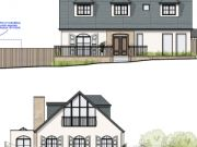 Approved: remodel of house in Bransgore near Christchurch