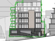 Approved: six-storey block of flats in Lower Parkstone, Poole