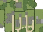 Approved: three new chalet bungalows in St Ives, Dorset
