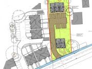 Approved: five houses in Warmwell Road, Crossways