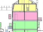 Approved: conversion of house into three flats in Swanage