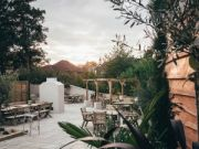 Approved: private dining area and formation of pub garden at Maison Sax, Ashley Cross