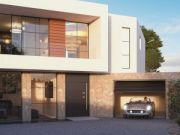 Approved: plot split to erect a new contemporary dwelling on the cliff top in Canford Cliffs, Poole