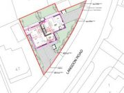 Approved: extension of house to form a pair of semi-detached houses in Lower Parkstone, Poole