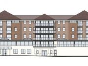 Approved: 24 bedroom extension at Birds Hill Nursing Home, Poole