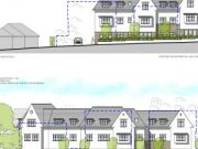 Approved: block of 38 retirement flats in Highcliffe, Dorset