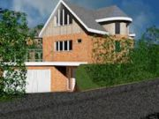 Approved: plot severance to form new detached house in Wimborne