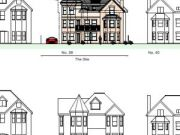 Approved: new four-storey block of 8 flats in Boscombe Spa