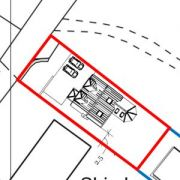 Approved: new house outside settlement boundary  at Winterbourne Gunner, Wiltshire