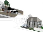 Won on appeal: alterations including new first floor to existing bungalow in Bournemouth
