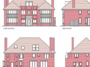 Approved: retrospective works to house in East Cliff Conservation Area, Bournemouth