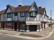 Approved: conversion of former restaurant building into four flats in Boscombe