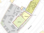 Approved: redevelopment of pub car park with mixed-use retail and residential development in Chipping Sodbury
