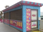 Approved: use of retail kiosk as hot food takeaway in Brighton