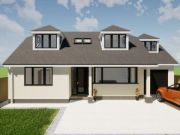 Approved: extension and alterations to enlarge bungalow in Christchurch