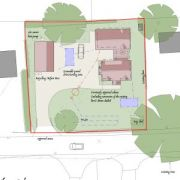 Won on appeal: demolition of existing building and erection of a detached house at Hordle