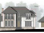 Approved: house extensions and remodel in Ferndown