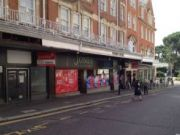 Approved: change of use from shop to restaurant in Bournemouth town centre
