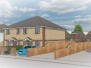 Approved: two houses approved in Bournemouth with no affordable housing contribution