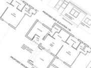 Approved: single storey extension to garden flat in Bournemouth