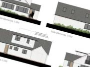 Approved: complete transformation of a bungalow in Whitecliff, Poole