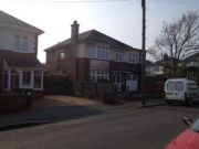 Approved: conversion of six-bedroom house into a pair of semi-detached dwellings in Bournemouth