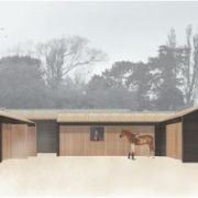 Approved: stables, garages and workshops in the New Forest National Park