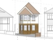Approved: new detached dwelling in Lower Parkstone, Poole