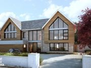 Approved: contemporary replacement house in Essex
