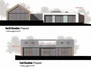 Approved: extensions and total remodel near Sevenoaks, Kent