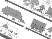 Approved: large extension in Ashley Heath near Ringwood