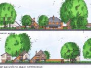 Approved: seven houses on former Oak and Yaffle pub site in New Milton, Hampshire