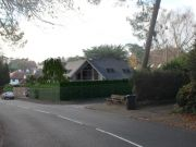 Approved: Demolition of bungalow and erection of a pair of semi-detached houses, Lower Parkstone, Poole