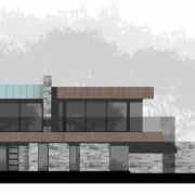Approved: replacement contemporary house in the countryside near Gillingham, Dorset