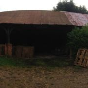 Prior approval not required: permitted development agricultural barn conversion near Newbury