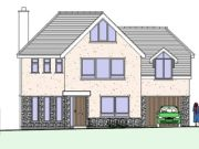 Approved: erection of a spacious four bed dwelling in Lilliput, Poole