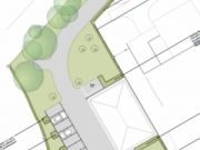 Approved: new church hall in the green belt at St Leonards, Dorset