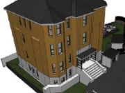 Approved: additional storey and conversion of office building to 10 apartments in Bournemouth