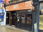 Approved: new shopfront and extraction system at Baffi Pizza in Southbourne