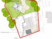 Approved: plot severance and erection of a detached dwelling on garden land in Poole