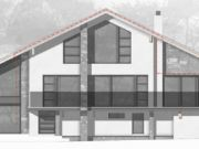 Approved: complete contemporary remodel of existing house in Penn Hill, Poole
