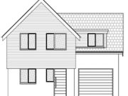 Approved: plot split with new detached dwelling in Upton, Dorset